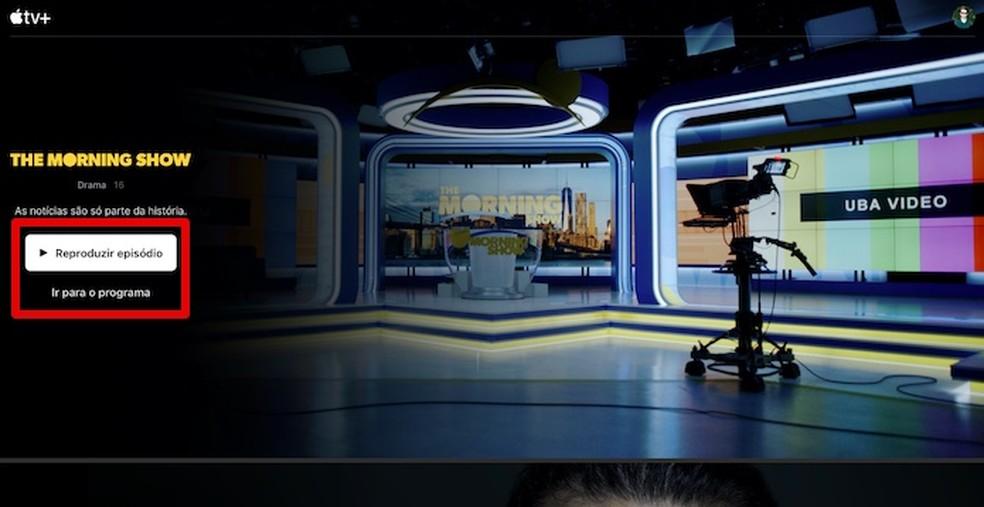 Apple TV + Photo Homepage: Playback / Helito Beggiora
