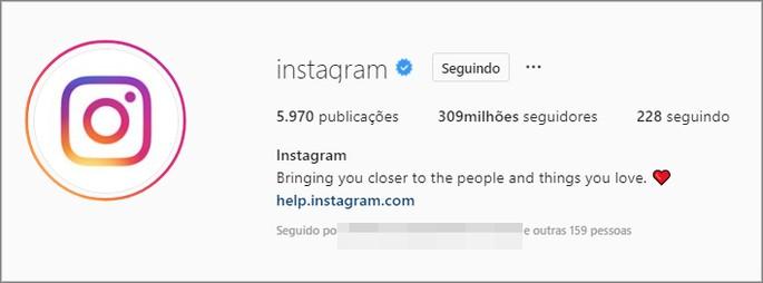 Verify Instagram Account