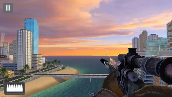 Sniper 3D Assassin Best Offline Games android