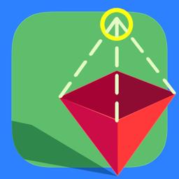 DRAW 3D JUNIOR app icon