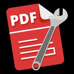 PDF Plus app icon - Merge & Split PDFs