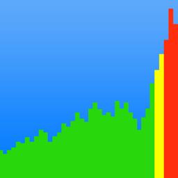 DB meter app icon - noise measurement