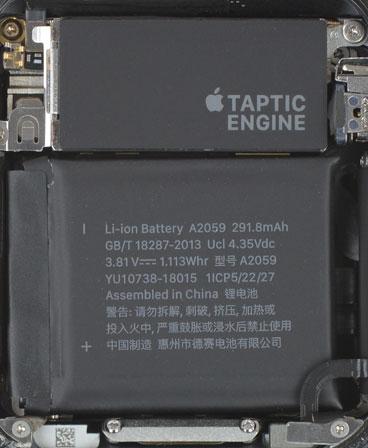 Apple Watch Series 4 Wallpaper (internal)
