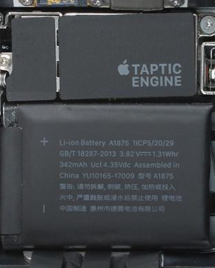 Apple Watch Series 3 Wallpaper (internal)