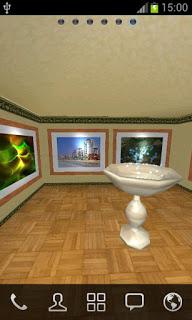 3D Virtual Gallery LWP