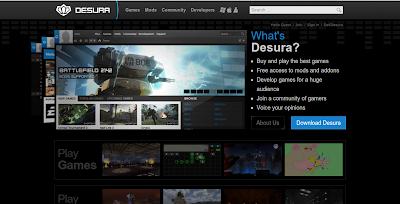Desura-gamer-platform-for-linux