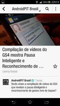 Flipborad AndroidPIT