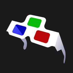 The Fourth Dimension app icon