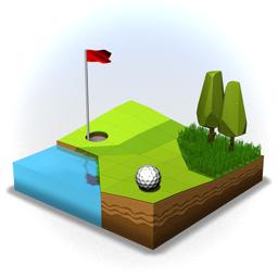 OK Golf app icon