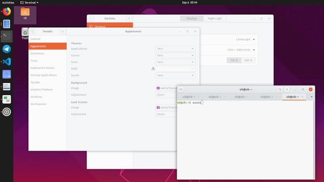 new-variation-theme-yaru-lanada-ubuntu