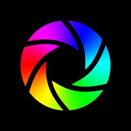 Chromatica camera app icon