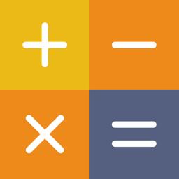 Calcvier - Keyboard Calculator app icon