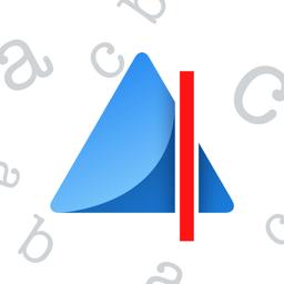 Prizmo Go app icon ?Text Grabber