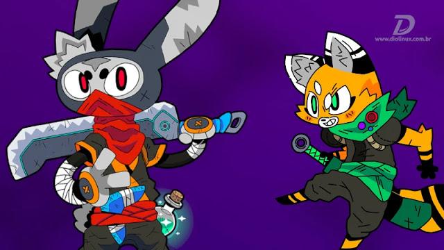 cartoon-cartoon-studio-cartoon-network-pocket-trap-game-game-ninjin-akai