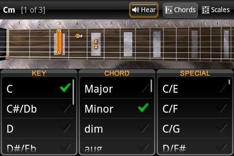 jambox light chords