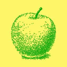 Pointillist app icon
