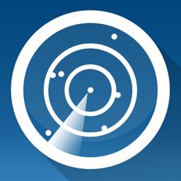 Flightradar24 app icon | Flight Tracker