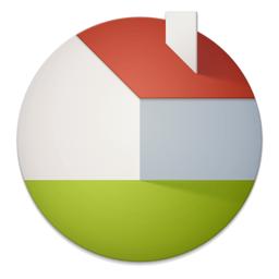 Live Home 3D app icon - Interior Design