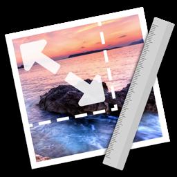 ImageSize app icon - Resize Photos