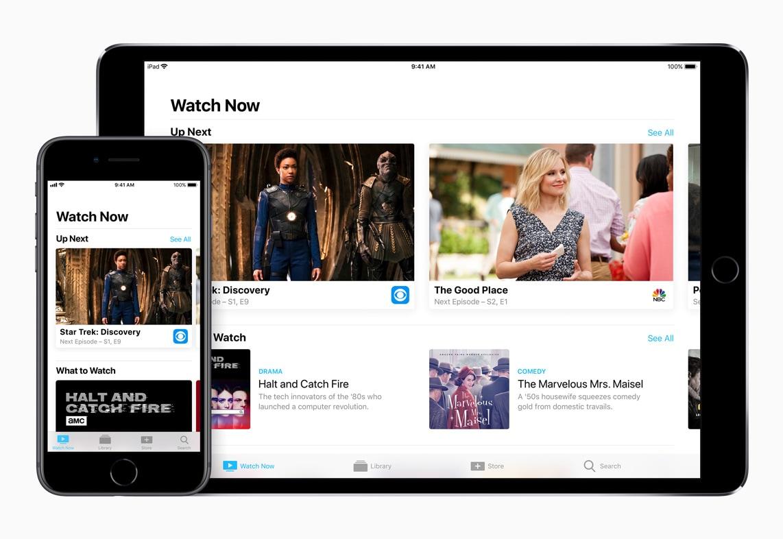 Amazon Prime Video in the TV app