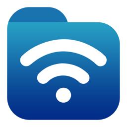 Phone Drive app icon - Air File Sharing