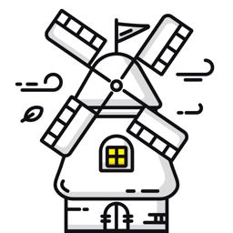 Cessabit app icon: Solve puzzles