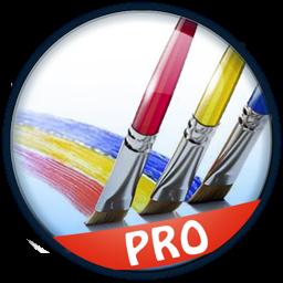 My PaintBrush Pro: Draw & Edit app icon