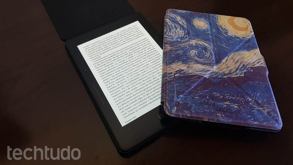 Amazon Prime Includes Free eBook Selection Photo: Filipe Garrett / TechTudo