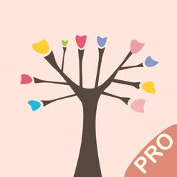 Sketch Tree Pro app icon - My Art Pad