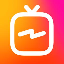 Instagram IGTV app icon