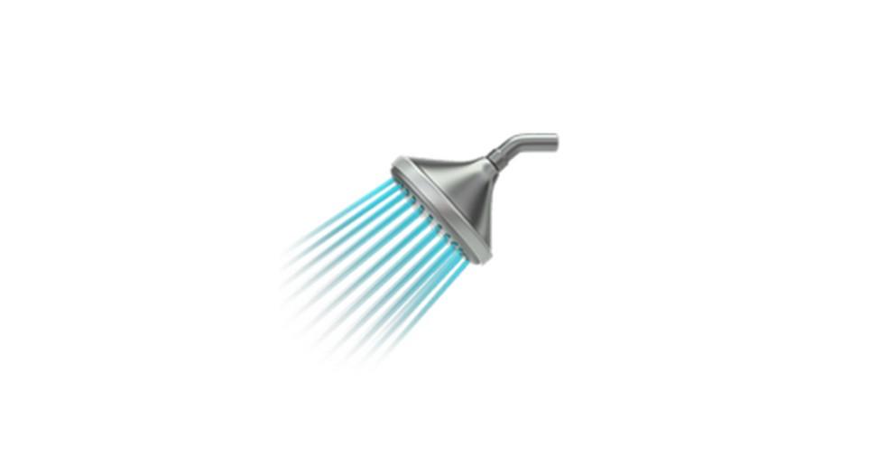 Shower Emoji Photo: Reproduction / Emojipedia