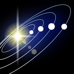 Solar Walk app icon: Planetary System