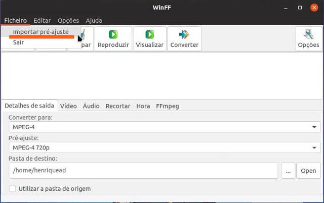 import-preset-winff