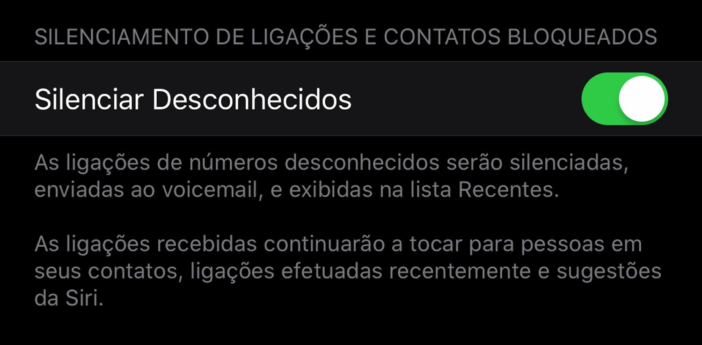 New text to silence strangers on iOS 13 beta 7