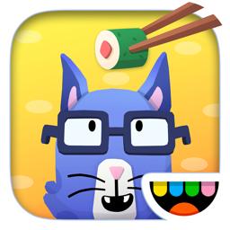Toca Kitchen Sushi app icon