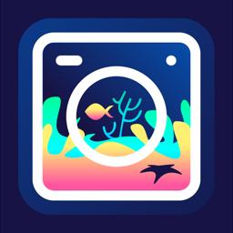Aquarium Camera app icon