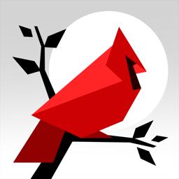 Cardinal Land app icon