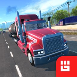 Truck Simulator PRO 2 app icon