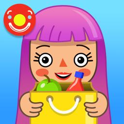 Pepi Super Stores app icon