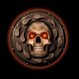 Baldur's Gate app icon