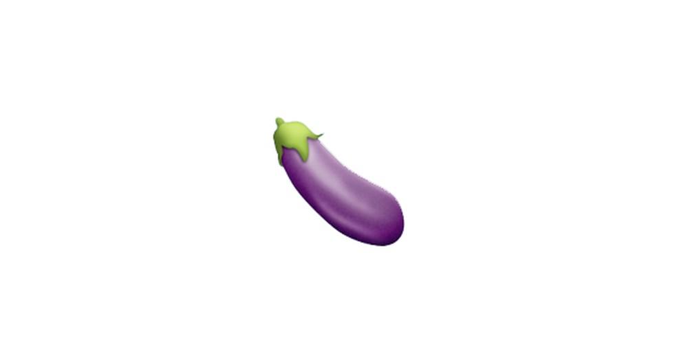 Eggplant Emoji Photo: Reproduction / Emojipedia