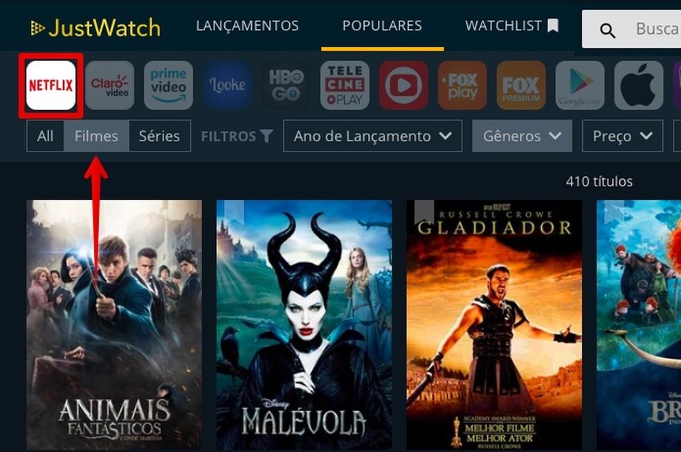 Select Netflix Movie Catalog Photo: Play / Helito Beggiora