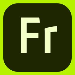 Adobe Fresco app icon - Draw and paint