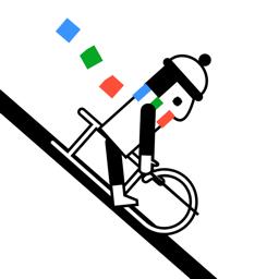 Line Rider app icon