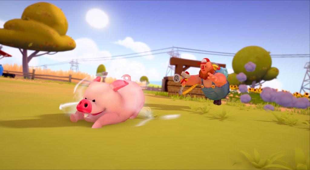 Hogwash, Apple Arcade Game