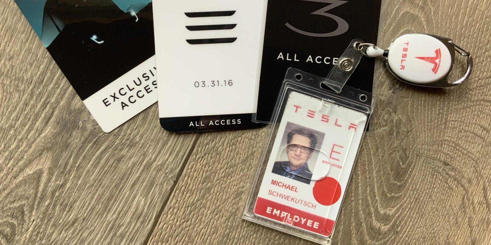 Michael Schwekutsch, former Tesla engineer hired by Apple