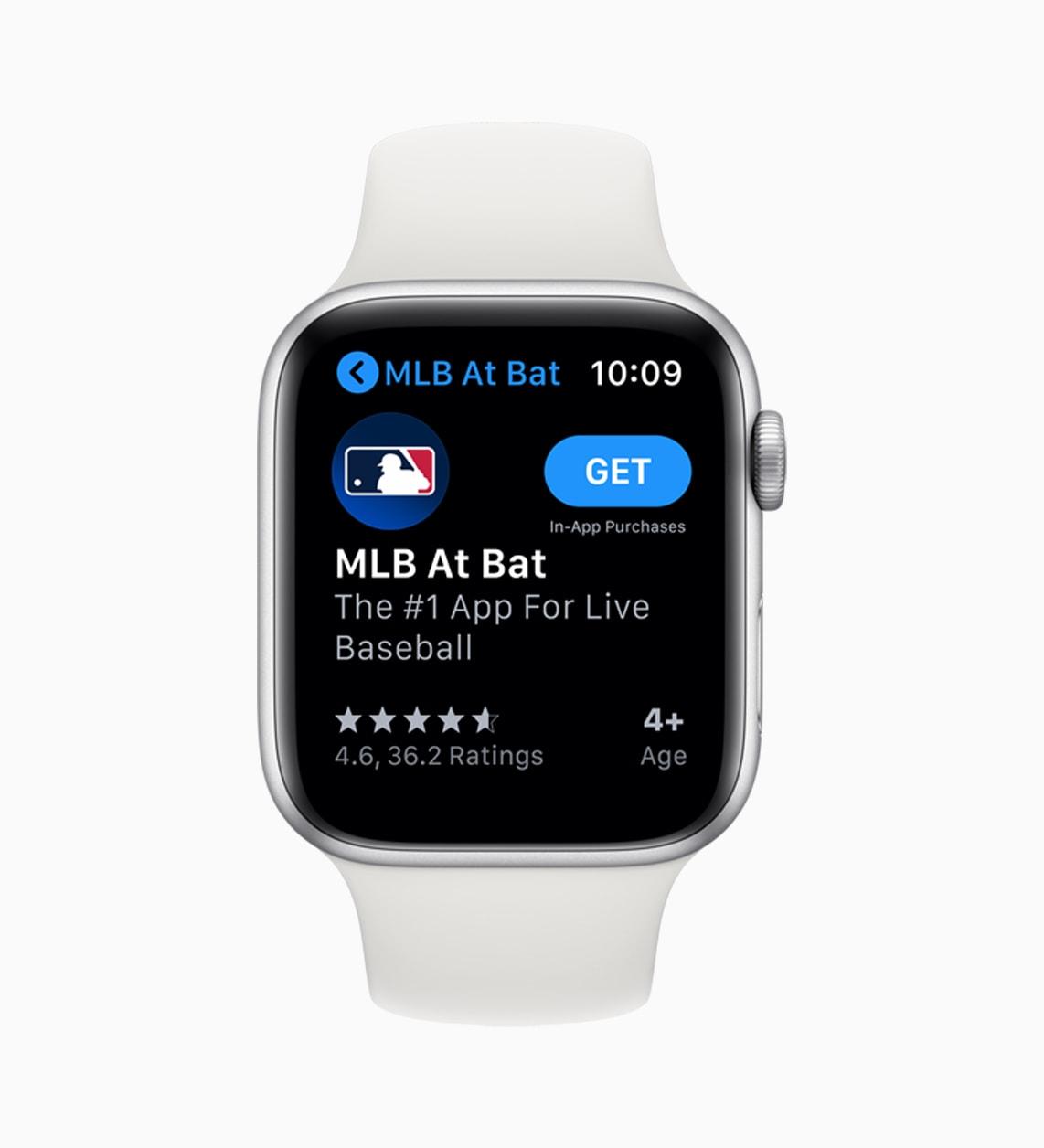 App Store on watchOS 6