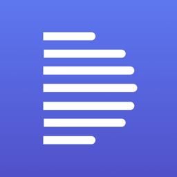 Dictation by Blueshift app icon