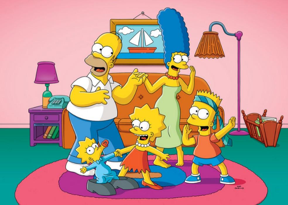 "Disney + Releases Thirty Seasons of ""The Simpsons"" Photo: Divulgao / Fox"