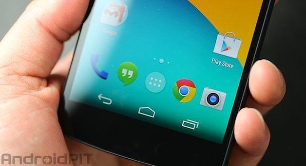 Nexus 5 launcher